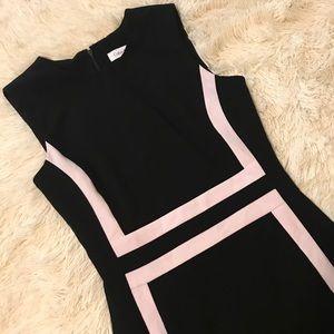 [Calvin Klein] Colorblock Sheath Dress 🖤